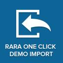 Rara One Click Demo Import