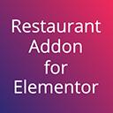 Restaurant Addon for Elementor