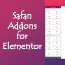 Safan Addons For Elementor