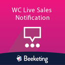 Live Sales Notification (Recent Sales Popups)
