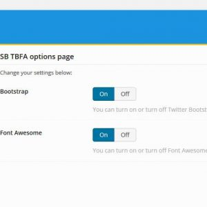 Bootstrap and Font Awesome by HocWP Team