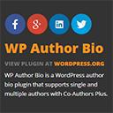 WP Author Bio