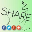 Share BuddyPress activity Pluso