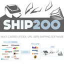 Ship200 Multi-Carrier Live Shipping Rates