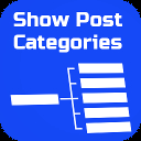Show Post Categories