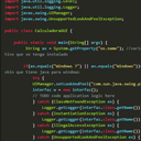Simple Code Highlighter