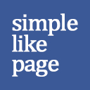 Simple Like Page Plugin