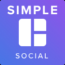 Simple Social Page Widget & Shortcode