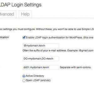 Simple LDAP Login