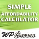 Simple Affordability Calculator