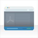 Simple PDF bar