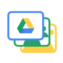 Image and video gallery from Google Drive