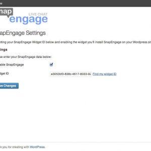 SnapEngage plugin