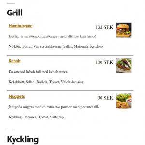 Snillrik Restaurant