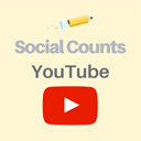Social Counts – Youtube