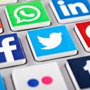 Social Menu Icons