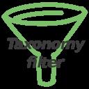 Taxonomy filter