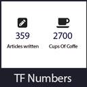 TF Random Numbers