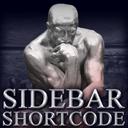Sidebar Shortcode