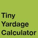 Tiny Yardage Calculator