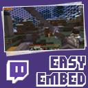 Twitch TV Easy Embed (Rail)