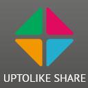 Uptolike Social Share Buttons