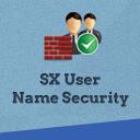 SX User Name Security