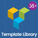 Visual Composer Templates Library