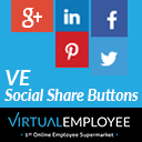 VE Social Share Buttons