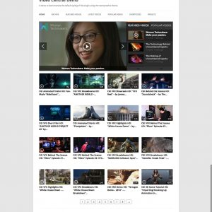 Video Central for WordPress