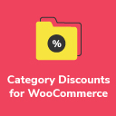 Category Discounts for WooCommerce