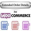 Extended Order Details for WooCommerce