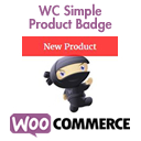 WC Simple Product Badge