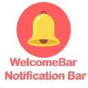 WelcomeBar – Wp Notification Bar