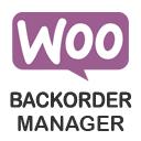 WooCommerce Backorder Manager