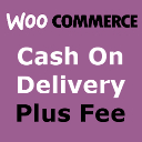 WooCommerce Cash On Delivery Plus Fee
