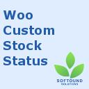 Woo Custom Stock Status