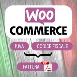 WooCommerce P.IVA e Codice Fiscale per Italia