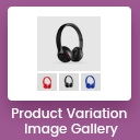 WooCommerce Variation images gallery