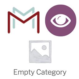 WooCommerce: Show Empty Categories