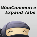 WooCommerce Expand Tabs