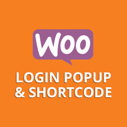 WooCommerce Login Popup and Shortcodes