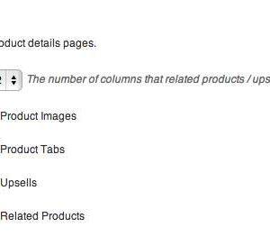 WooCommerce Product Details Customiser