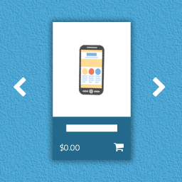 Product Slider Extension