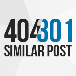 WP 404 Auto Redirect to Similar Post