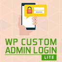 WP Custom Admin Login Lite – Free WordPress plugin to make a customized admin login page