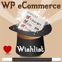 WP eCommerce Wishlist