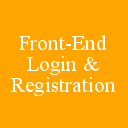 WP Front-end login and register