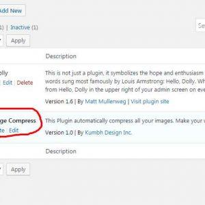WP Image Compress