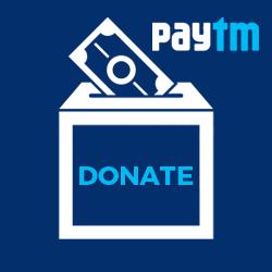 Paytm – Donation Plugin